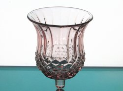 '.Peg Votive Candle Holder Plum.'