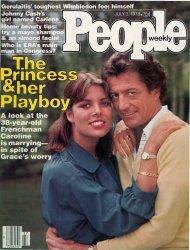 Vintage People Magazine Princess Caroline July 3 1978