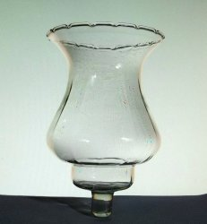 Home Interiors Peg Votive Candle Holder Tall Classiques Crimped 11880
