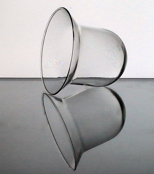Hanging Candle Holder Cup Round Bottom Flare 5 X 5 25 Oos