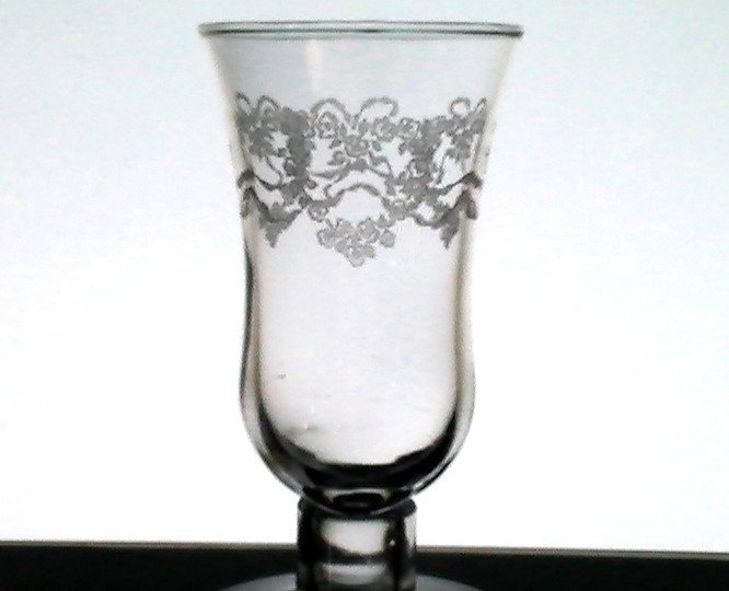 Home Interiors Peg Votive Holder Lace Hearts and Ribbons