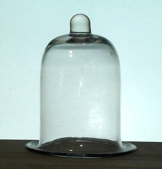 Hanging candle holder flat rim with peg x clear for Flat candle holders
