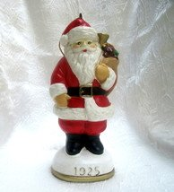 Christmas Eve Santa Claus Figurine Ornament 1925 Oos