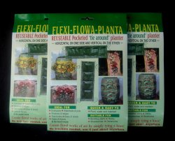 Flexible Flower Planter Box of 3 NIP Garden Porch