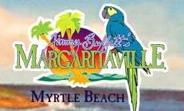 Margaritaville Myrtle Beach Hurricane Daiquiri Glass 18 oz Collectible