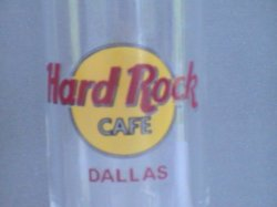 '.Hard Rock Cafe DALLAS 2 oz.'
