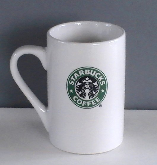 Starbucks Mermaid Collectible Coffee Cup Mug 10 oz 2008