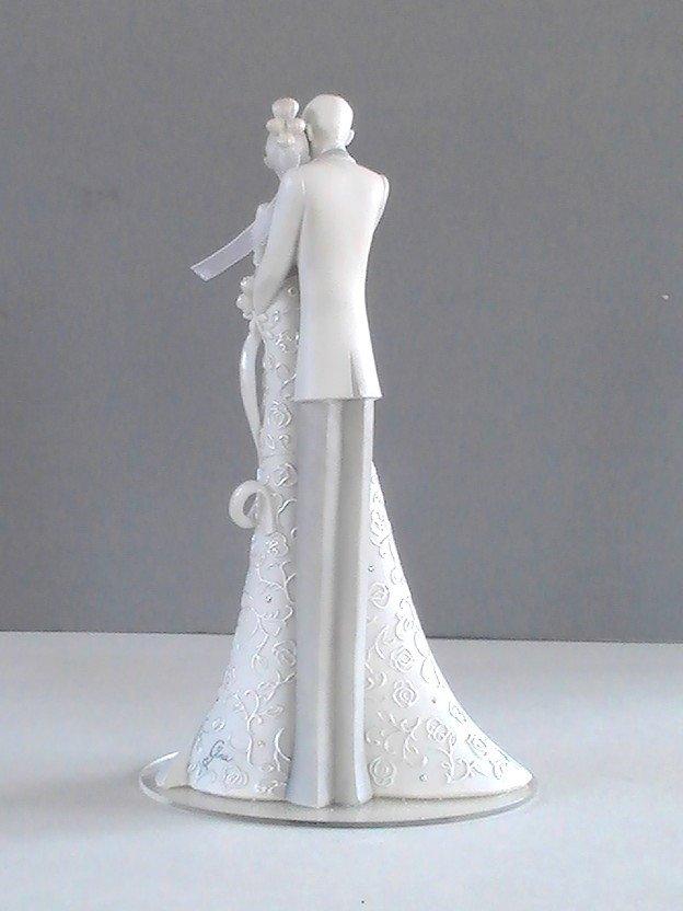 Gina Freehill Wedding Cake Topper