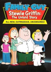 Family Guy Presents Stewie Griffin The Untold Story DVD 2005