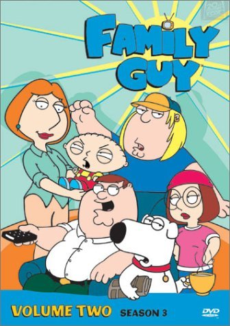 Family Guy Volume 2 Season 3 DVD Boxset 2003 22 Episodes