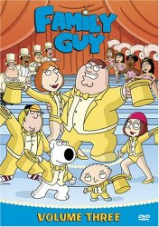 Family Guy Volume 3 Season 4 DVD Boxset 2005 13 Episodes