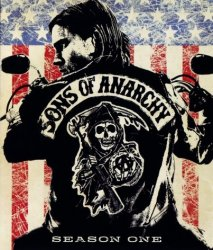 Sons of Anarchy Season 1 DVD 2009 4 Disc Set NIP