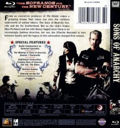 '.Sons of Anarchy Season 1 DVD.'