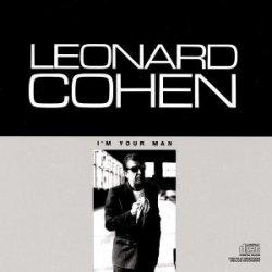 Leonard Cohen I'm Your Man CD 1988 Columbia