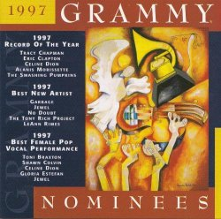 1997 Grammy Nominees, Various Artists Chronicles CD