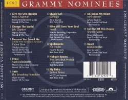 '.1997 Grammy Nominees CD.'