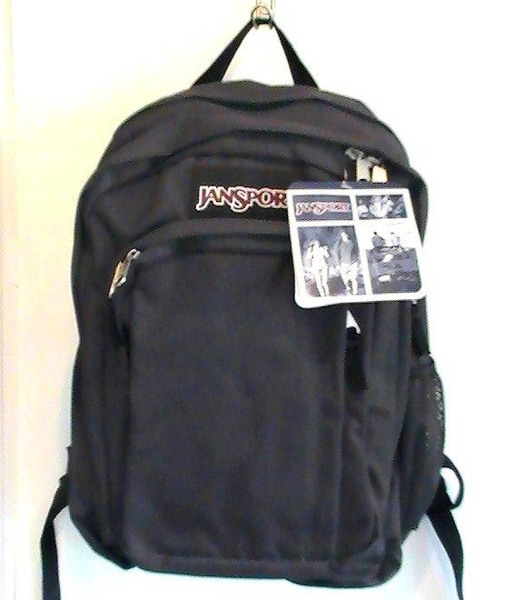 Jansport Backpack Book Bag Black Tfs2008 Legend Unisex Oos