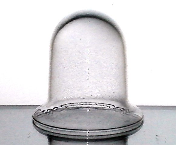 Hanging Candle Holder 4 x 4 Round Bottom HCH128 For 3 inch ring