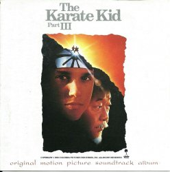 The Karate Kid Part III Original Motion Picture Soundtrack CD
