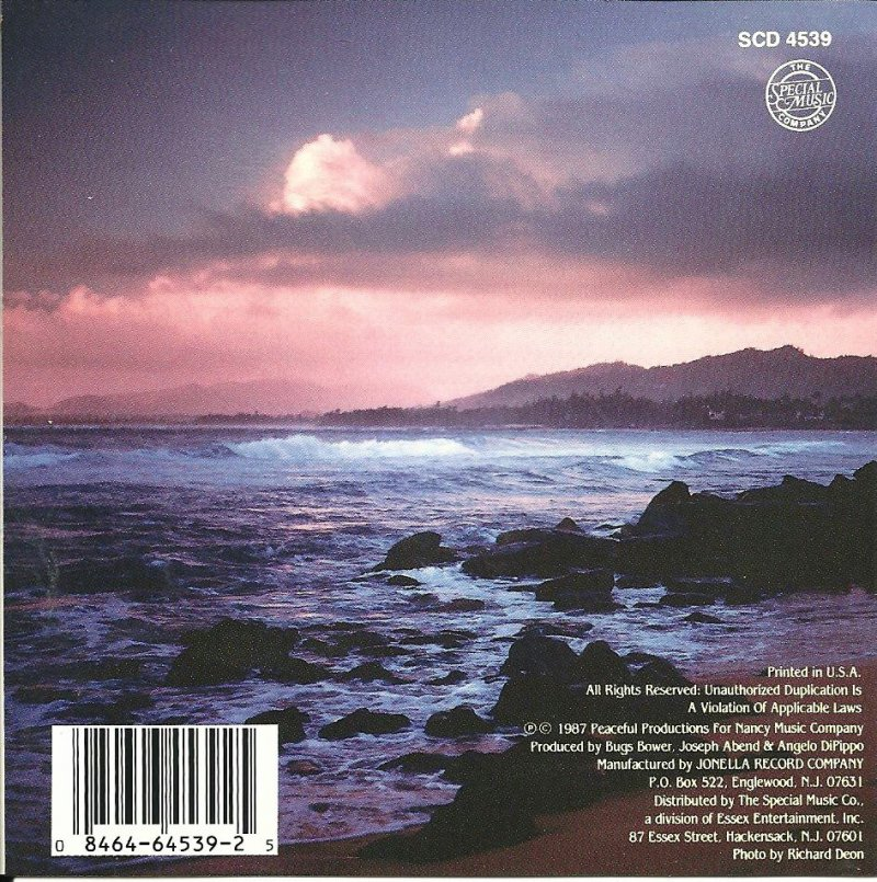 The Musical Sea Of Tranquility Chris Valentino CD
