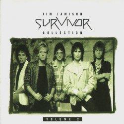 Jim Jamison - The Survivor Collection Vol 2 Audio CD 1994