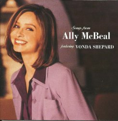 Songs From Ally McBeal Featuring Vonda Shepard Audio CD