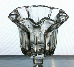 Partylite Peg Votive Candle Holder Chantilly 3.25 inches P0315