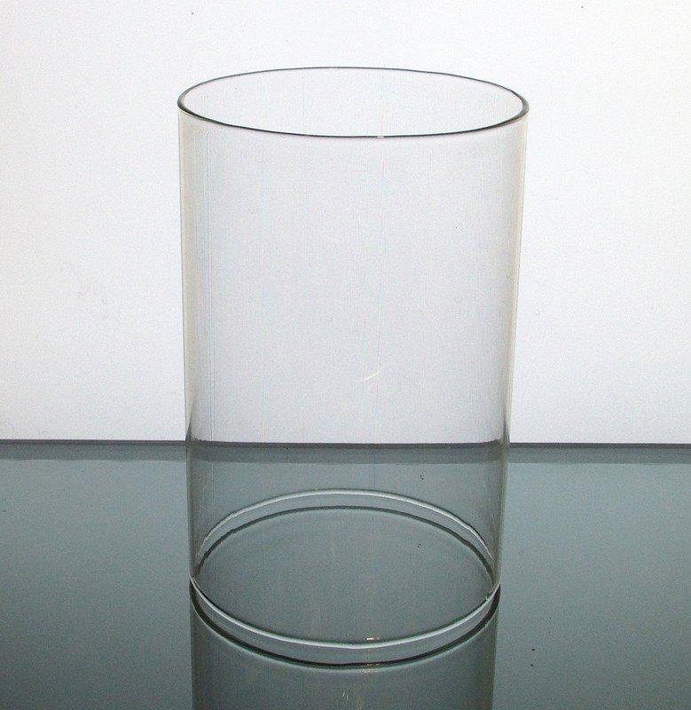 Prestomart Hurricane Shade Sleeve Glass Cylinder 18 1 8 X