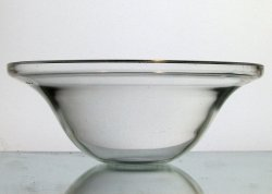 Hanging Candle Holder Bowl 8.75 x 3.5 Candles Potpourri Centerpiece