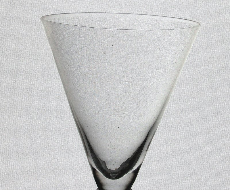 Hanging Candle Holder Cone Shaped 375 X 425 Lightweight OOS