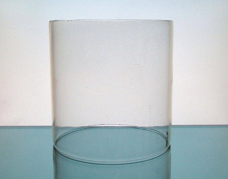 Hurricane Shade Sleeve 7 X 6 7 8 Xl Cylinder Clear