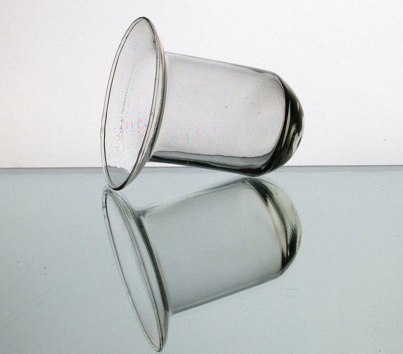 Hanging Candle Holder Clear 4 25 X 4 75 Hch030 Oos