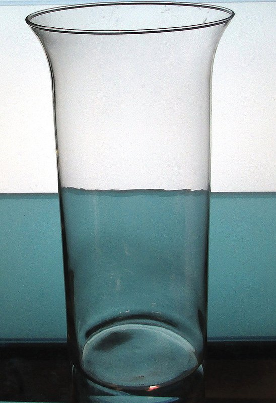 Hanging Vase Candle Holder For 4 Inch Ring 9 5 Inches X 5 Inches Flat Bottom