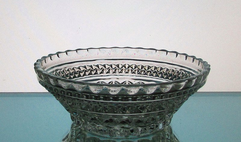 Hanging Candle Bowl 5 3/8 x 2 inches for 4 - 4.5 inch ring