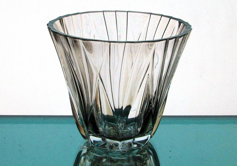 Hanging Candle Holder American Crystal 3 5/8 x 3 1/8 for 3.25 -3.5 inch ring