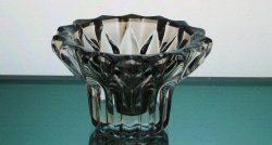 Hanging Candle Holder Heavy Crystal 3.25 x 2 HCH065