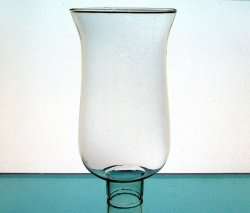 Hurricane Lamp Shade 1 5/8 inch fitter x 6 5/8 x 3 5/8