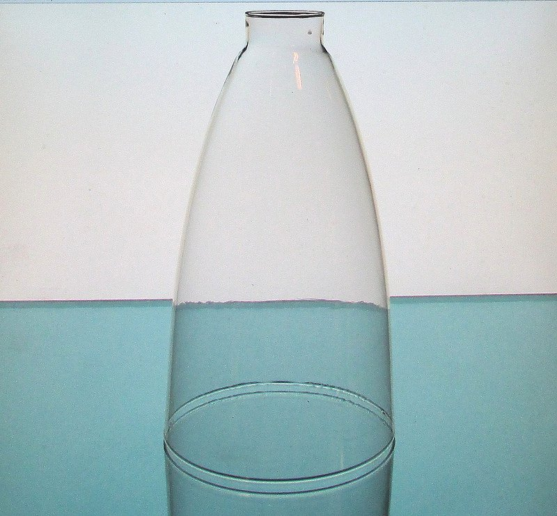 Hurricane Shade Simple Flare 1 5/8 inch fitter x 8.5 x 4.5