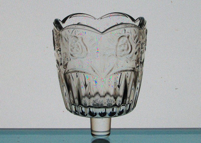home interiors peg votive candle holder signature rose home interiors peg votive candle holder swirled pattern clear