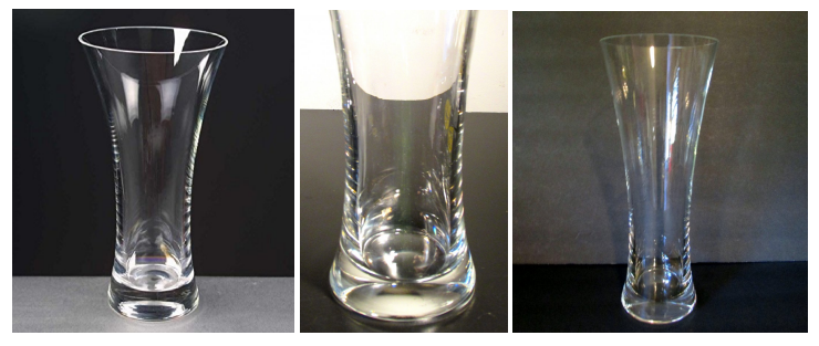 Image 3 of Flared Vase 11.25 inch Contemporary Crystal  Schott Zwiesel