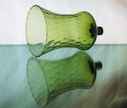 '.Peg Votive Candle Holder Olive.'