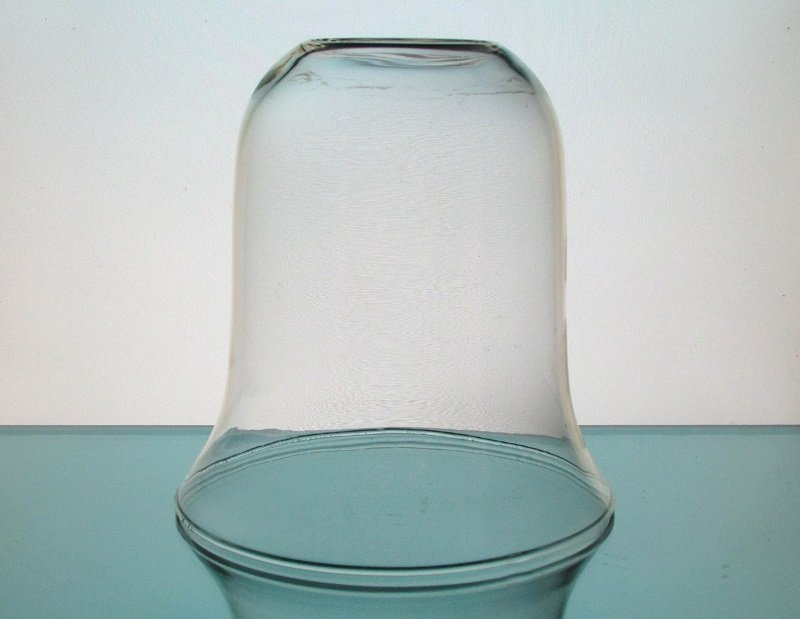 Hanging Candle Holder / Vase 6.75 x 7 for 5.25 inch support ring HCH122