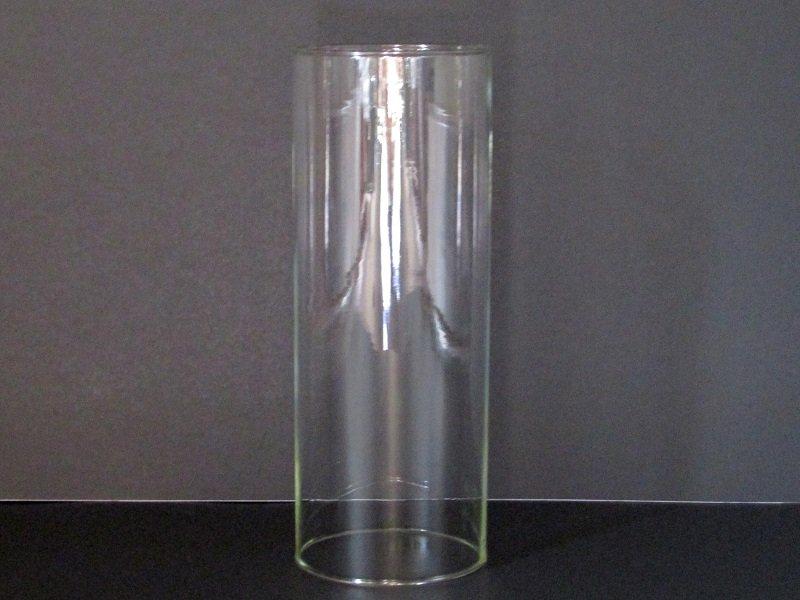 Hurricane Shade Sleeve Cylinder Clear 8 h x 3 1/8