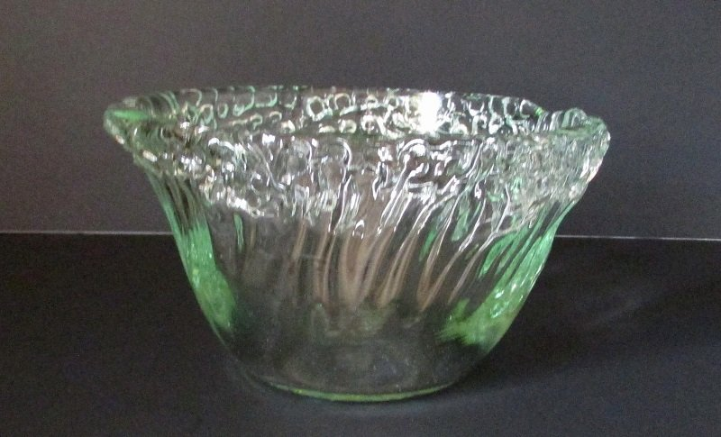 Hanging or Table Top Candle Holder Bowl 6.5 x 3.5 Mexican Splash HCH127
