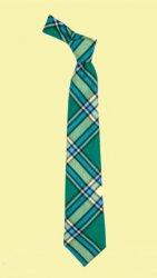 Alberta Canadian Tartan Lightweight Wool Straight Mens Neck Tie