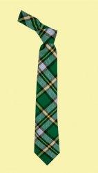 Cape Breton Canadian Tartan Lightweight Wool Straight Mens Neck Tie
