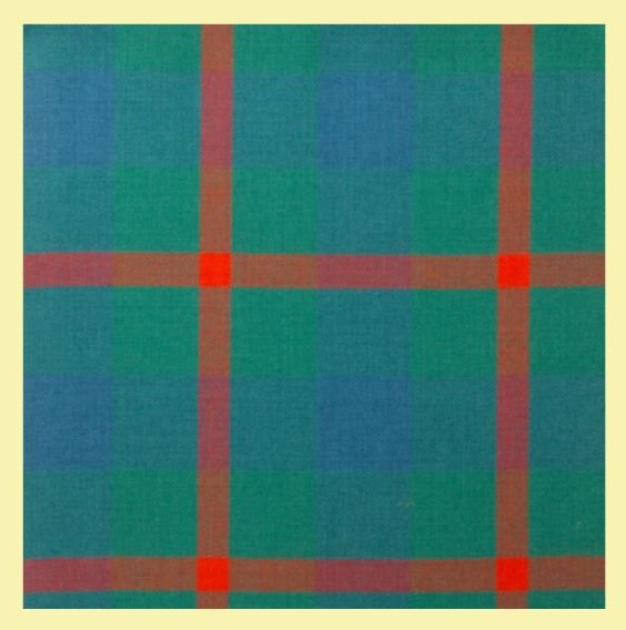 Image 0 of Agnew Ancient Lightweight 10oz Wool Tartan Fabric Swatch