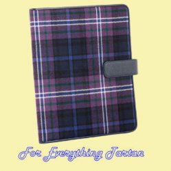 Scotland Forever Tartan Lightweight Fabric Tablet Ipad Cover