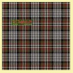 Abbotsford Reproduction Single Width 4oz Tartan Pure Silk Fabric