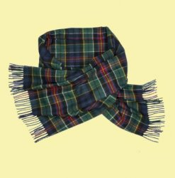 Allison Modern Tartan Lambswool Luxury Ladies Stole